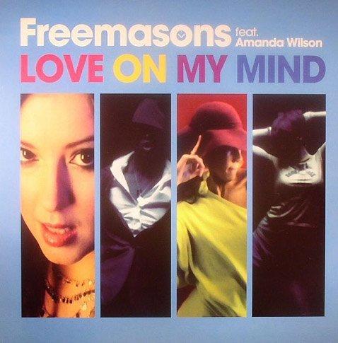 Freemasons feat. Amanda Wilson