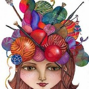 PRIMA-VERA. Вязание спицами и крючком. Плетение. group on My World