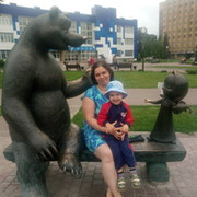 Анна Лашкова on My World.