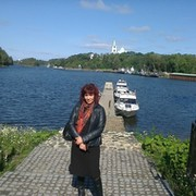 Tatjana Regonius on My World.