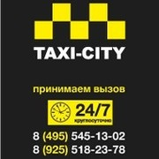 Taxi City on My World.